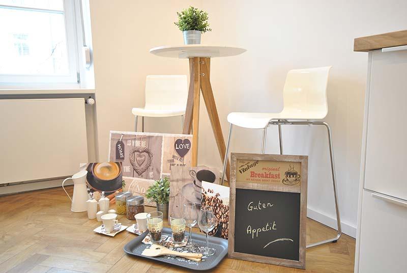 Küche Mietmöbel-Set